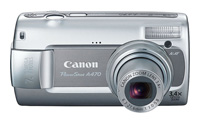 Canon PowerShot A470 IS